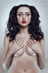 Bleeding Beauty: Repentance by FlexDreams