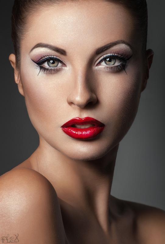 Beauty Portrait Doronina 8161 By Flexdreams On Deviantart
