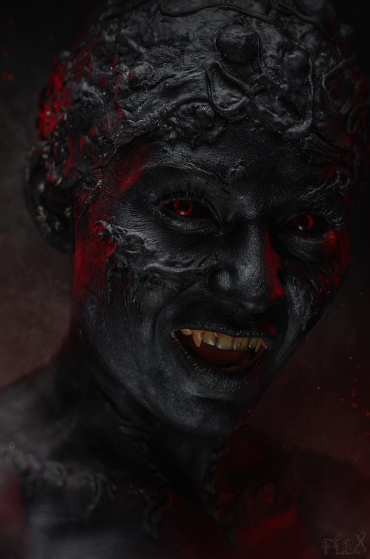 The Devil Incarnate by FlexDreams
