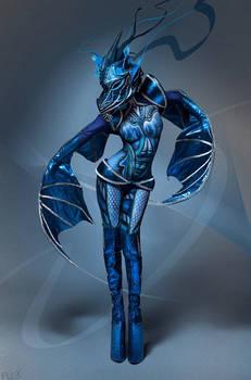 Blue Dragon I