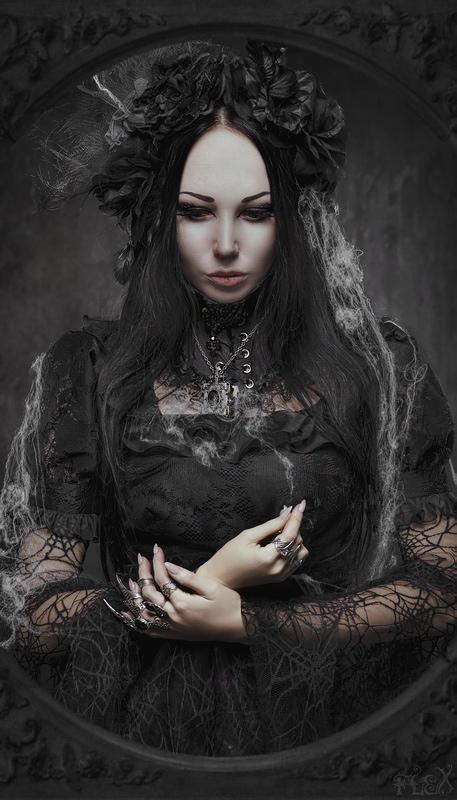 Black Widow by FlexDreams