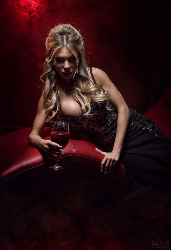 Blood Lust by FlexDreams