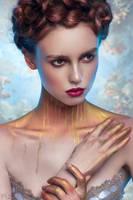 Royal Gold Beauty Alexandra by FlexDreams