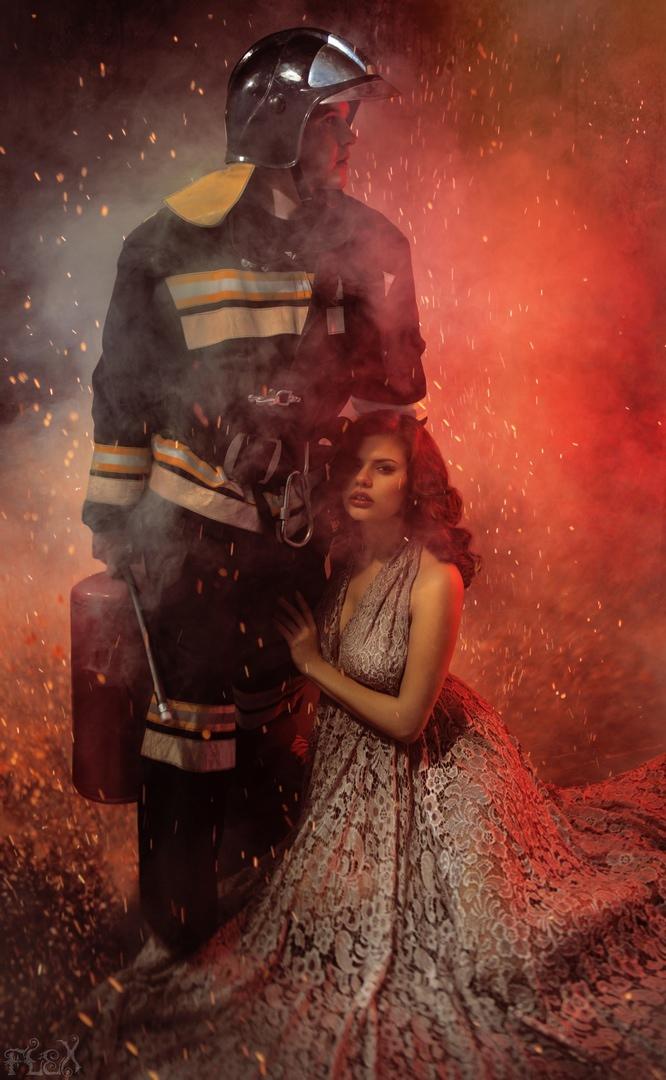 Fireman I by FlexDreams