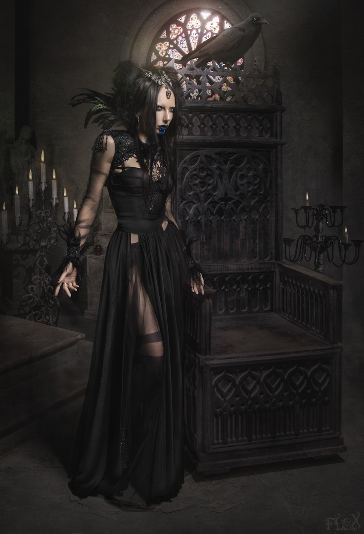 Dark Feather by FlexDreams