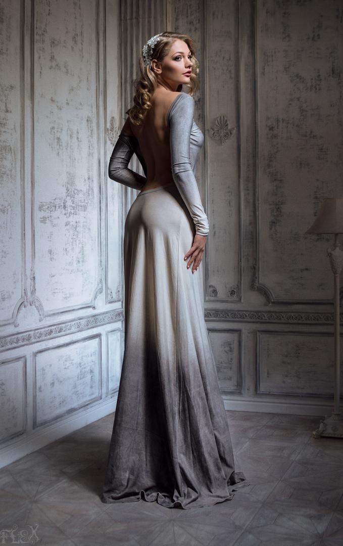 Anastasia Grey Dress by FlexDreams