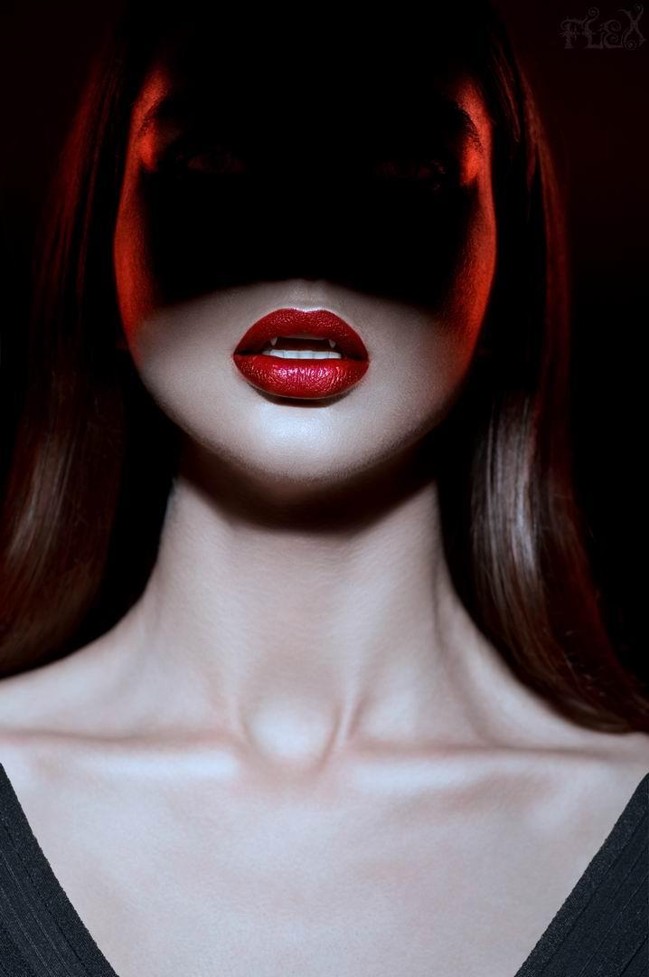 Red Shadow by FlexDreams