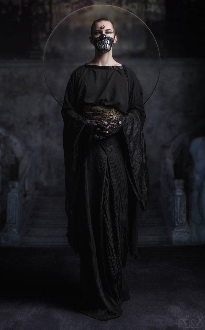 Dark Monk by FlexDreams