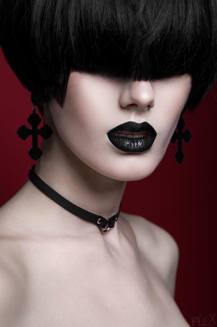 Anastasia Black Hair Beauty by FlexDreams