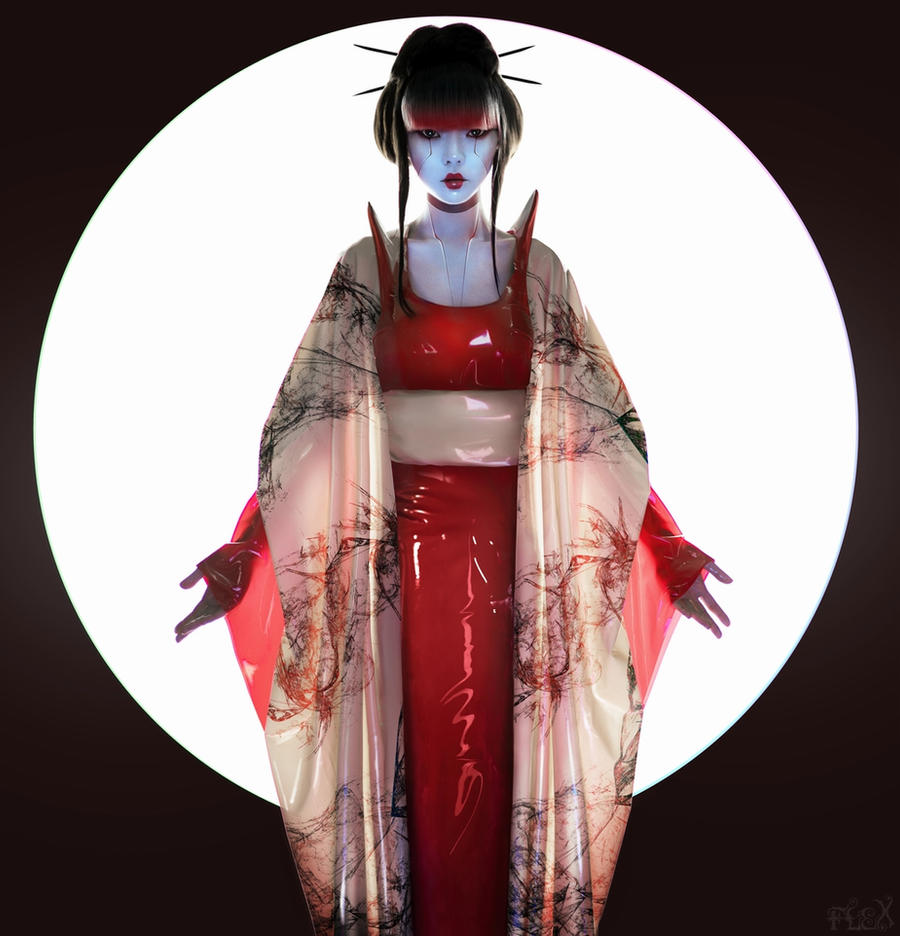 Geisha by FlexDreams