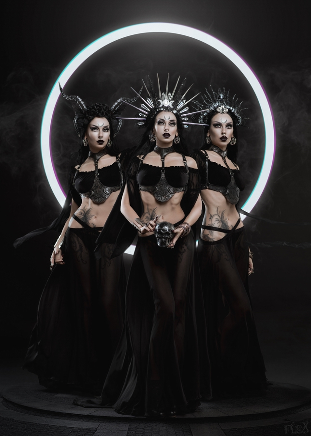 Sisters Of The Moon by FlexDreams