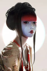 Geisha I by FlexDreams