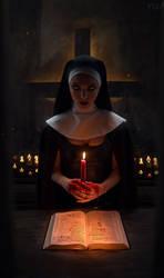 Nun by FlexDreams
