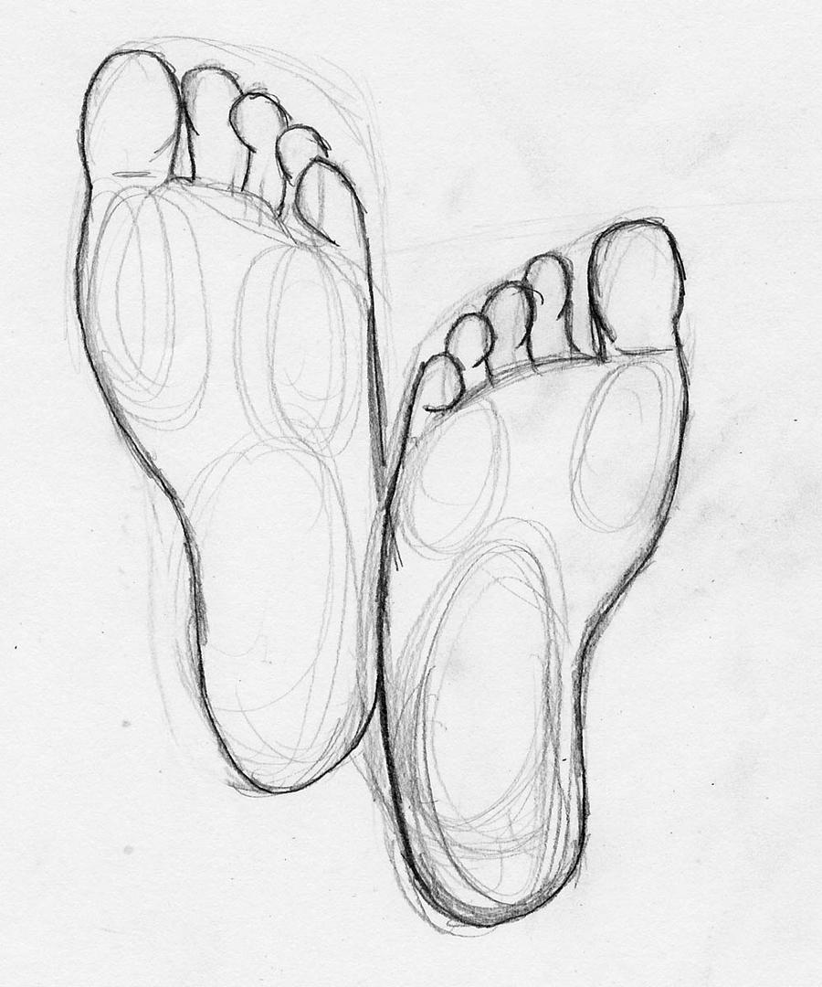It's just a picture of Epic Drawing On Feet