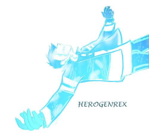 Rex Salazar by NerdBirdWonder