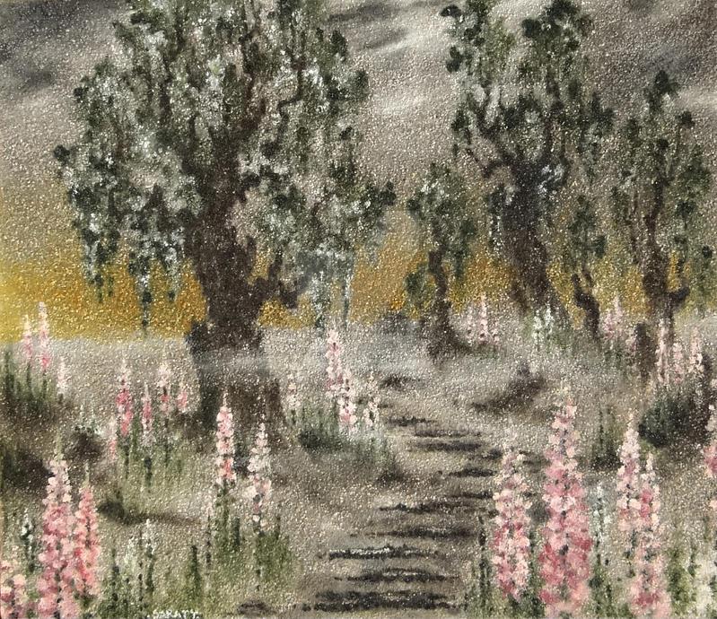 Forest Path by Saraty
