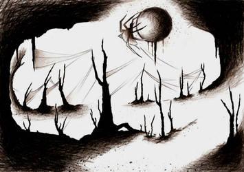 Black Widow by Saraty