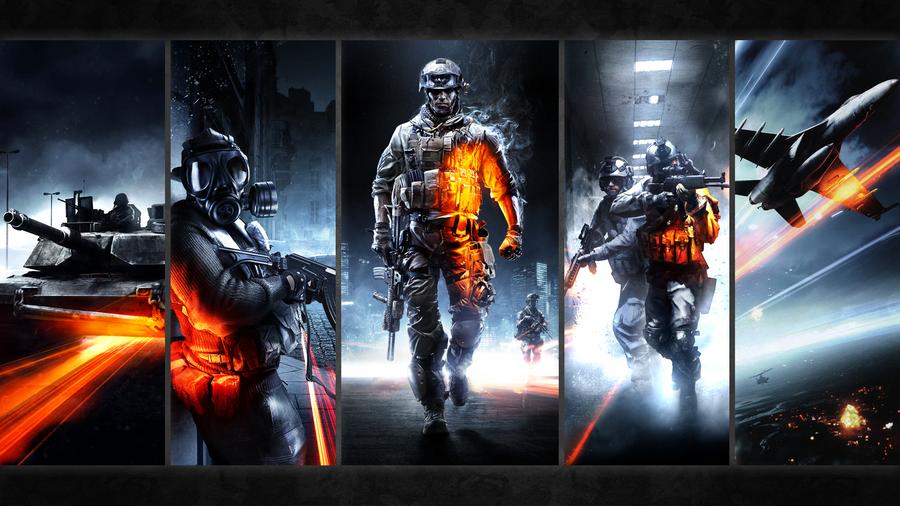 Battlefield 3 Wallpaper by xDaftPunk