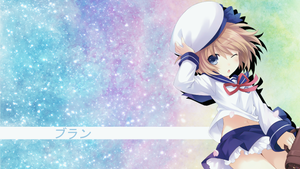 Blanc Wallpaper by nursemorrigan