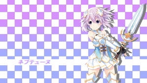 Neptune Wallpaper by nursemorrigan