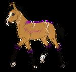 4633 Padro Foal Design by buckuroo