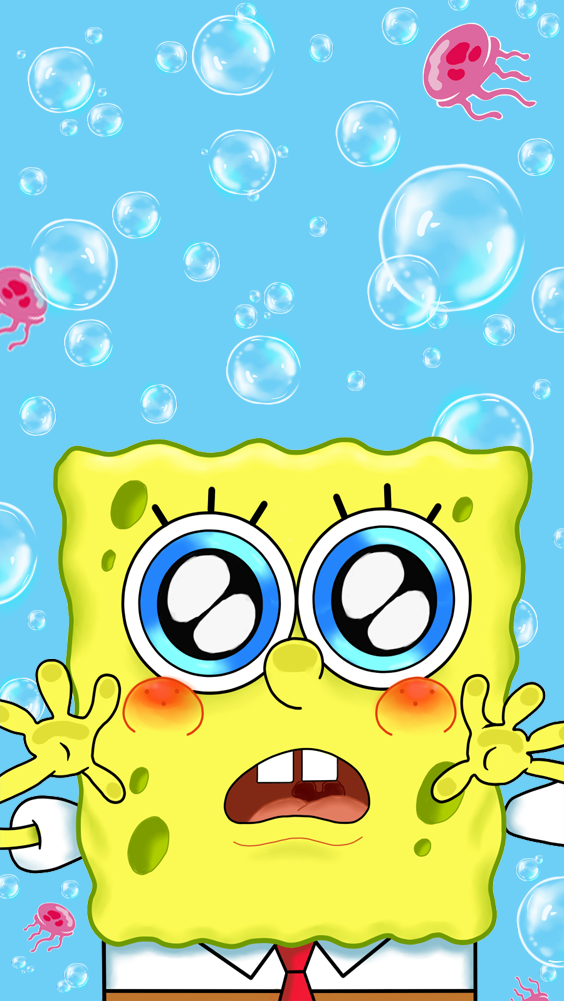 SpongeBob android wallpaper by mystichal ...