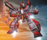 Transformers G-1 Jetfire