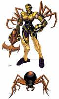 Beast  Wars Black Arachnia