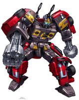 Alternator Rumble by Dan-the-artguy