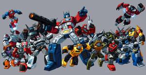 Classic Autobots 84