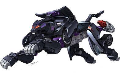 Alternator Ravage by Dan-the-artguy