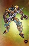 BW Dinobot