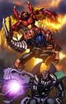 All Hail Beast Wars Megatron