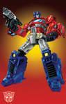 Classics Optimus Prime with gr