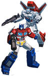 Prime and Jetfire