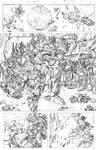 Botcon 2012 Invasion comic pg 1