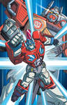 Robots in Disguise Optimus Prime