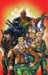 G.I.Joe 80's classic team shot