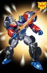 G2 Laser Optimus Prime