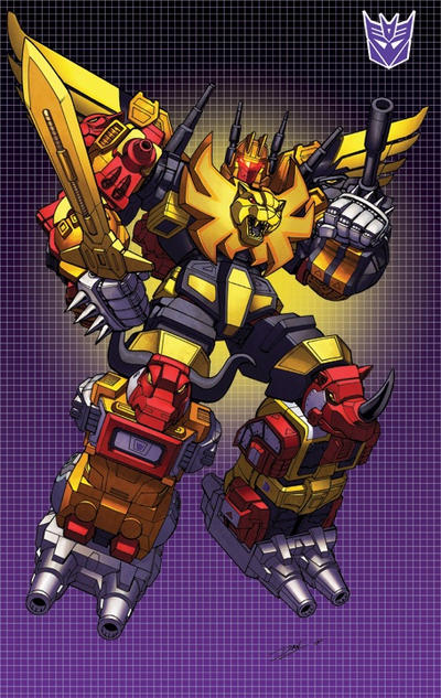 Predaking by Dan-the-artguy
