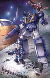 Soundwave superior