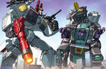 Metroplex vs. Trypticon