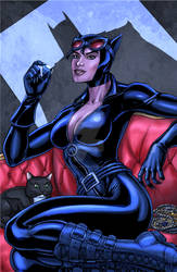 Catwoman by Dan-the-artguy