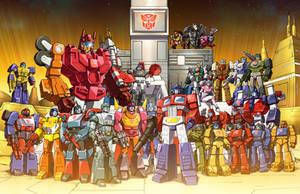 Autobots 87 teamshot