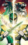 Green/White Ranger
