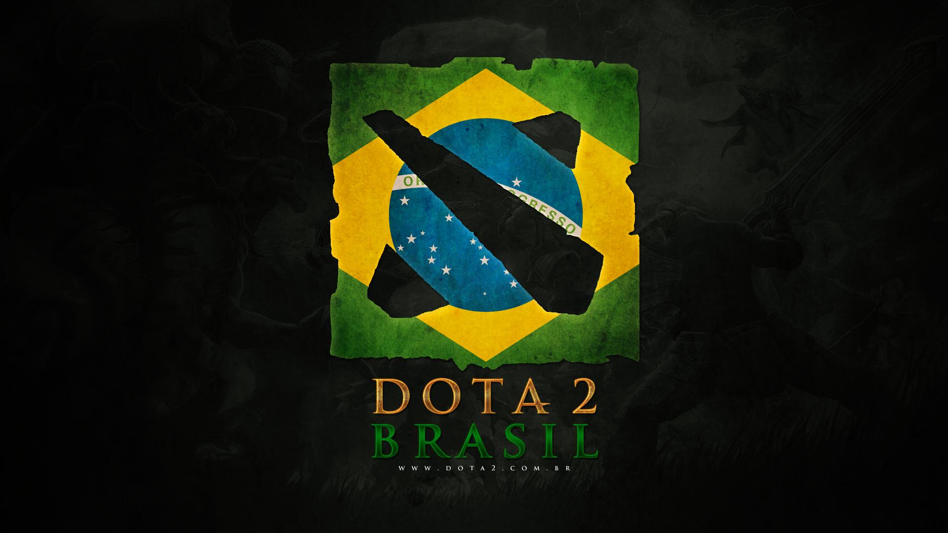 Imagens De Dota 2: [Pedido Logo Dota2 Brasil] Ponei