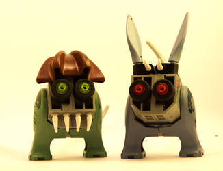Tim and Ber by Felix-El-Gato