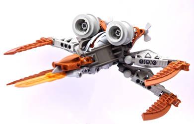Gukko X-Wing by Felix-El-Gato