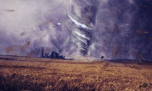 Black storm speed art by yax94470