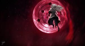 Madara sennin : Infinite Tsukuyomi (Naruto 676) by yax94470